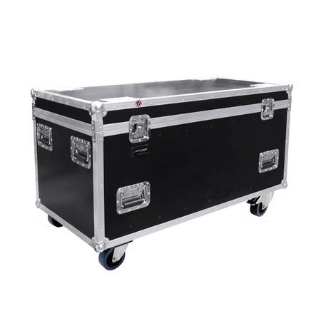 Flight case pour 8 dalles ADJ AV6X