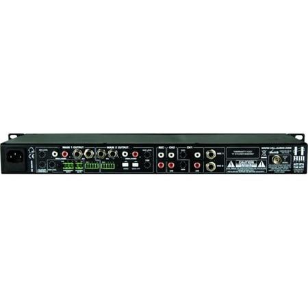 Mixage lecteur USB tuner Hill Audio IMM2320 multiMedia