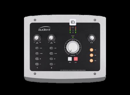 Carte son Audient ID22 3 Entrées 4 sorties 24 bit 96 kHz