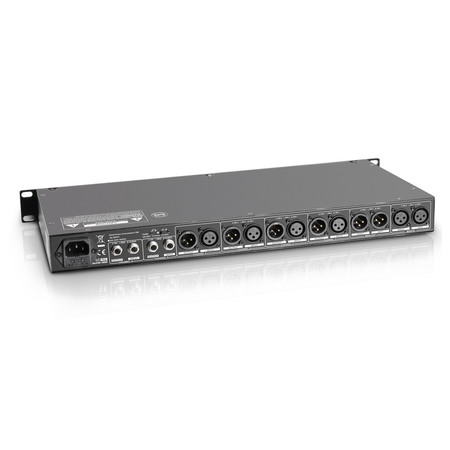 Mixeur splitter audio LD Systems MS828 8 canaux