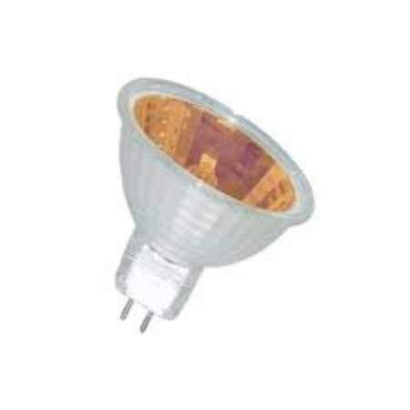 Lampe MR11 GU4 MR11 Orange 12V 20W