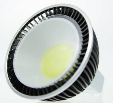 MR16 à 1 LED 3W COB Blanc froid