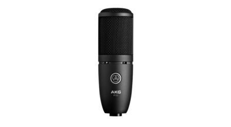 Microphone de studio statique cardioïde AKG P120 150 dB SPL