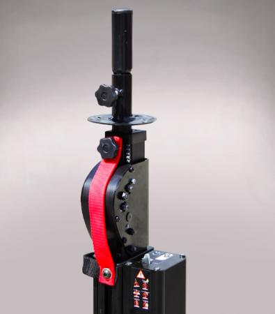 Pied de levage Goliath Studio R4000 hauteur max 3m80 charge 120Kg