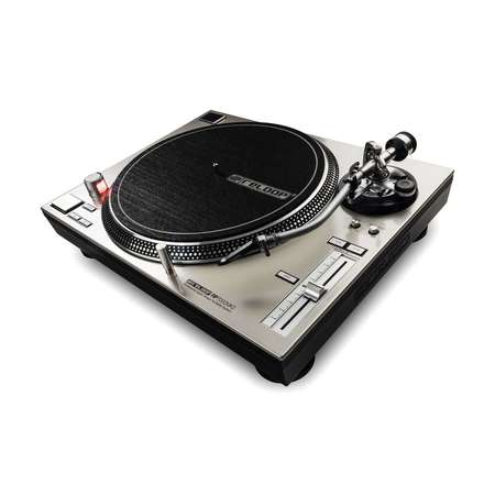 Platine vinyle Reloop RP7000 MK2 silver entrainement direct