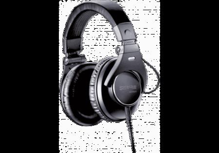 Shure SRH840 Casque audio fermé
