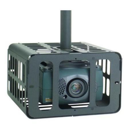 Cage de suspension et protection vidéoprojecteur dimensions max 406 x 165 x 406