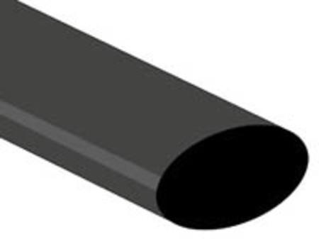 5 mm 1m Diam Gaine Thermo Rétractable 2:1 Transparente