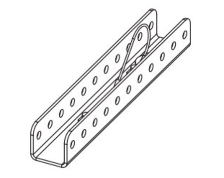 Système d'accroche Nexo VNT-TTC pour série PS8, PS10, PS12 et PS15