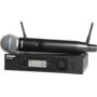 Micro sans fil Shure GLXD24RE-B58-Z2 récepteur et Emetteur main Beta58 - Bande Z2